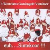 't  Westvlams Gemiengeld Vintekoor - euh....Sintekoor!!!