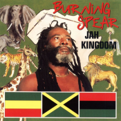 Burning Spear - Jah Kingdom (1991)