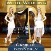 Camille and Kennerly (Harp Twins) - White Wedding
