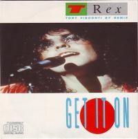 T. Rex - Get It On Tony Visconti 87 Remix