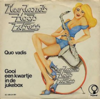Neerlands Hoop - Quo Vadis / Gooi een kwartje in de jukebox
