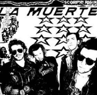 La Muerte - Scorpio Rising (EP)