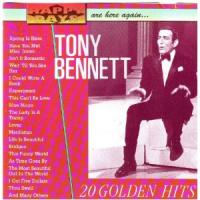 Tony Bennett - 20 Golden Hits