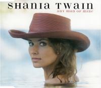 Shania Twain - Any Man Of Mine (UK Single)