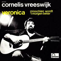 Cornelis Vreeswijk - Veronica (single)