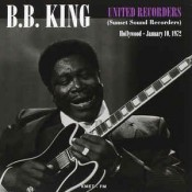 B.B. King - United Western Recorders Hollywood L.A., October 1, 1972