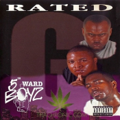 5th Ward Boyz - Rated G