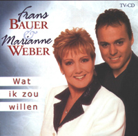 Marianne Weber - Wat Ik Zou Willen (met Frans Bauer)