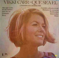 Vikki Carr - Que Sea El