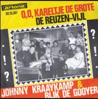 Johnny & Rijk - O, o, Kareltje de Grote