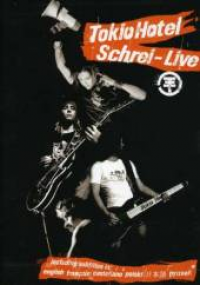 Tokio hotel - Schrei - live DVD