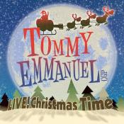 Tommy Emmanuel - Live! Christmas Time