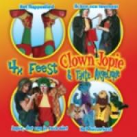 Clown Jopie & Tante Angelique - 4 x Feest