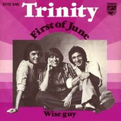 Trinity (BE) - First Of June