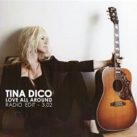 Tina Dickow (Tina Dico) - Love All Around