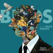 Birds And Busy People