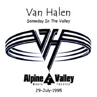 Van Halen - Someday In The Valley