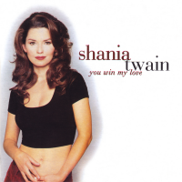 Shania Twain - You Win My Love CD1 (Australia)