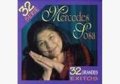 Mercedes Sosa - 32 Grandes Exitos (Disc 2) (2003)