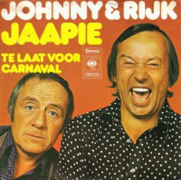 Johnny & Rijk - Jaapie (1972)