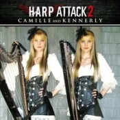 Camille and Kennerly (Harp Twins) - Harp Attack 2