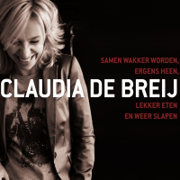 Claudia De Breij - Samen wakker worden, ergens heen, lekker eten en w
