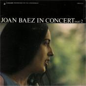 Joan Baez - Joan Baez in Concert, Part 2