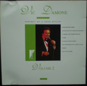 Vic Damone - Portrait Of A Song Stylist - Vol 2