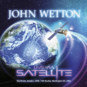 John Wetton - Live Via Satellite