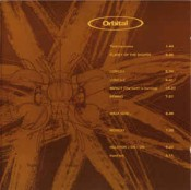 Orbital - Orbital (brown album)