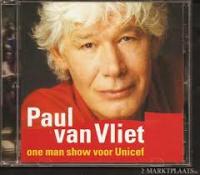 Paul Van Vliet - One man show voor Unicef