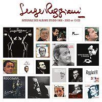 Serge Reggiani - Intégrale des albums studio 1968 - 2002 en 13 CD