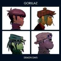 Gorillaz - Demon Days