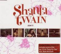 Shania Twain - Don't (Limited Edition) (UK)