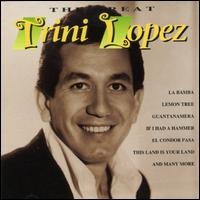 Trini Lopez - The Great