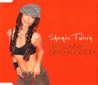Shania Twain - I'm Gonna Getcha Good! CD2 (Australia)
