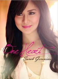 Sarah Geronimo - One Heart