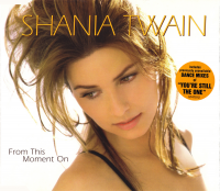 Shania Twain - From This Moment On (Australia)