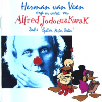 Herman Van Veen - zingt en vertelt van Alfred Jodocus Kwak en zijn vriendjes Deel 2 Spetter, pieter, pater