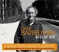 Didier Barbelivien - Best Of 3 CD