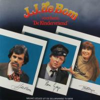 J.J. De Bom, Voorheen 'De Kindervriend' - J.J.de Bom voorheen'De Kindervriend'Nieuwe liedjes