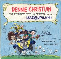 Dennie Christian - guust flater en de marsupilami