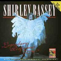 Shirley Bassey - Legendary Performer