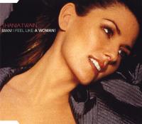 Shania Twain - Man! I Feel Like A Woman! (Europe)