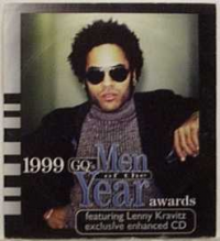 Lenny Kravitz - GQ's Men Of The Year