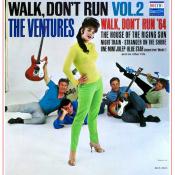 The Ventures - Walk Don't Run, Vol.2
