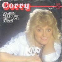 Corry Konings - waarom mocht dit niet lang duren