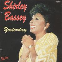 Shirley Bassey - Yesterday