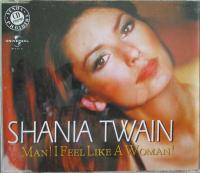 Shania Twain - Man! I Feel Like A Woman! (Brazil)