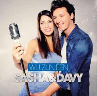 Sasha & Davy - Wij zijn één (single)